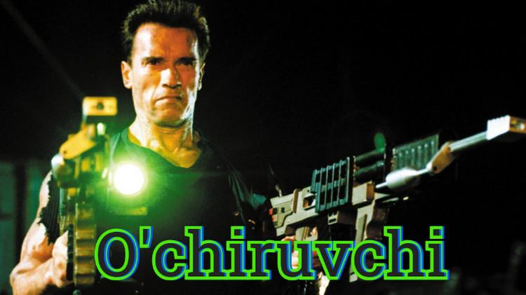 O'chiruvchi — o`zbek tilida