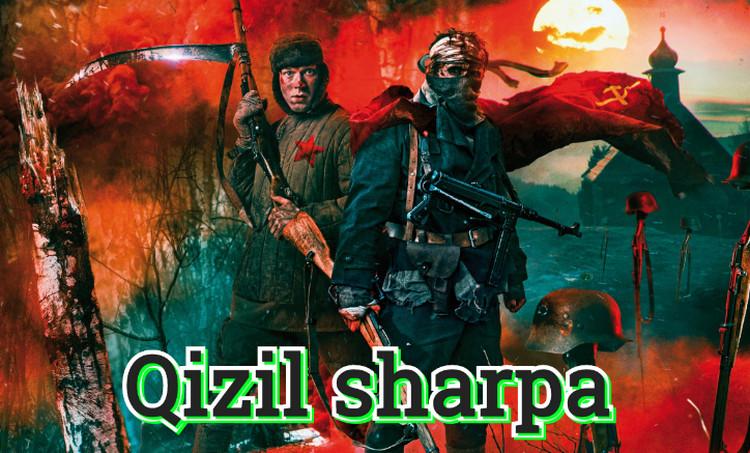 Qizil sharpa — o`zbek tilida