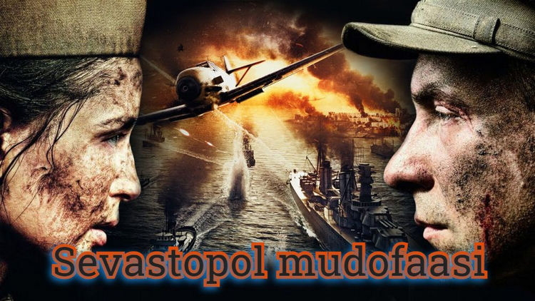 Sevastopol mudofaasi — O`zbek Tilida