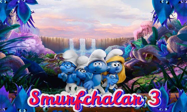 Smurfchalar 3 — O`zbek tilida multfilm