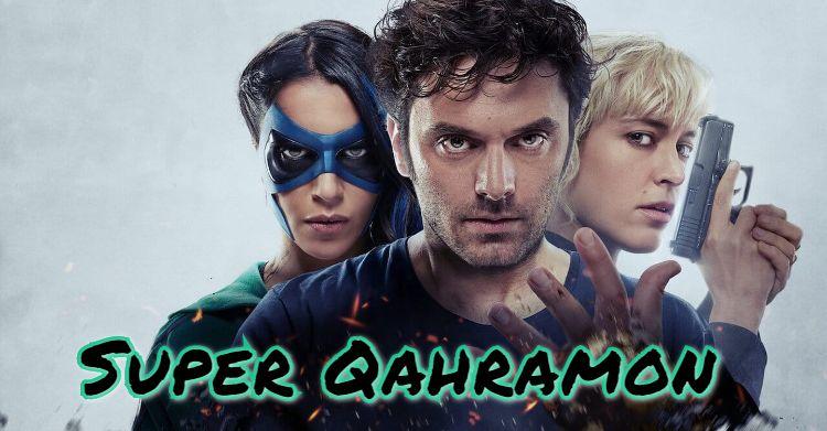 Super Qahramon — Horij Film O`zbek tilida