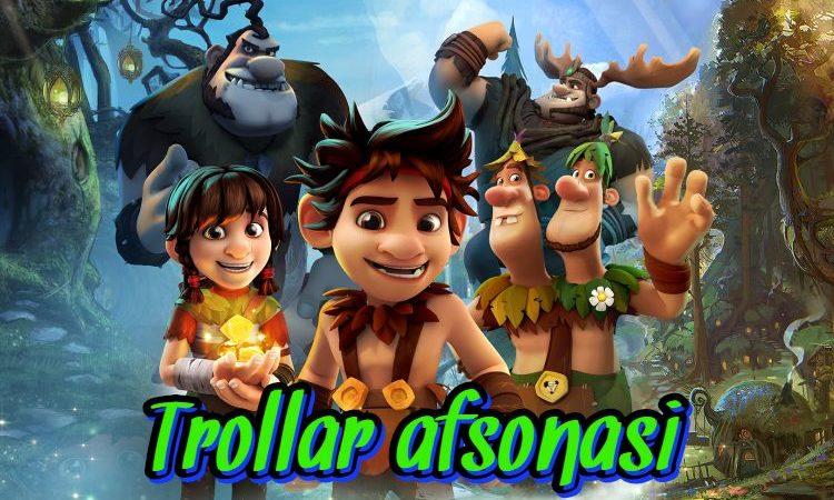 Trollar afsonasi — Multfilm O`zbek Tilida
