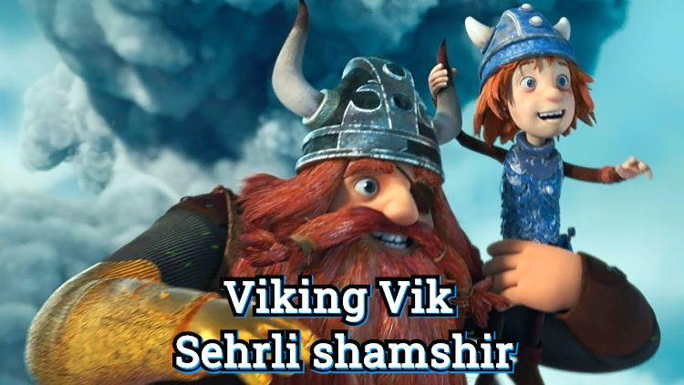 Viking Vik Sehrli shamshir — Multfilm O`zbek tilida