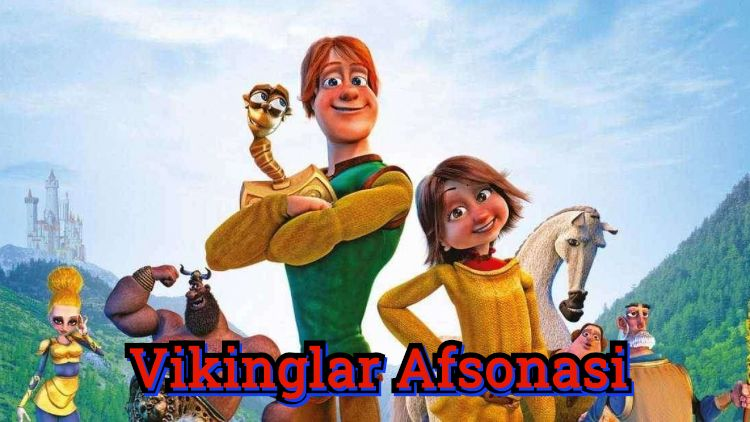 Vikinglar Afsonasi — Multfilm O`zbek Tilida