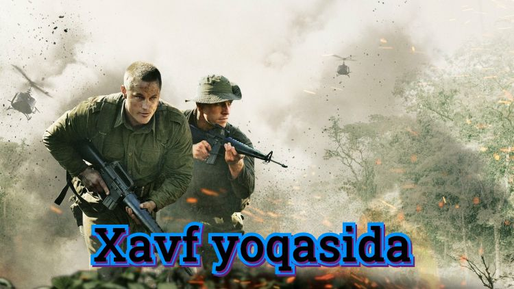 Xavf yoqasida — Uzbek tilida